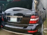 Photo Clean Brand New Mercedes Ml350 2012 Black For Sale