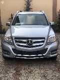 Photo Mercedes-Benz Glk-Class 2013 350 Suv Silver