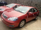 Photo Toyota Corolla Ce 2007 Red