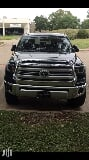 Photo Toyota Tundra 2015 Black