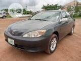 Photo Toyota Camry 2004 Green