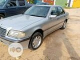 Photo Mercedes-Benz C180 2001 Silver