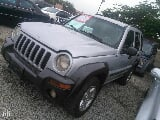 Photo Jeep Liberty 2002 Silver