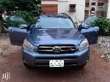 Photo Toyota Rav4 2008 200 4X4 Automatic Blue