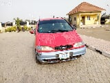 Photo Ford Galaxy 2001 Red