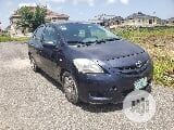 Photo Toyota Yaris 2008 Blue
