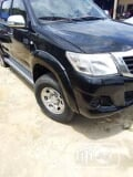 Photo Toyota Hilux 2010 2.0 VVT-i Black