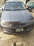 Photo Isuzu Axiom 2000 Gray