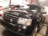 Photo Land Rover Range Rover Sport 2007 Black