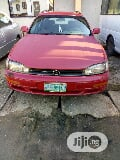 Photo Toyota Camry 2000 Red