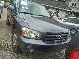 Photo Toyota Highlander 2007 V6 4X4 Blue