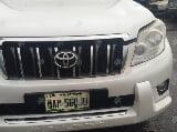 Photo Toyota Land Cruiser Prado 2013 Gx White