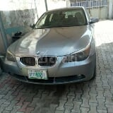 Photo 2006 Grey Automatic BMW 550i