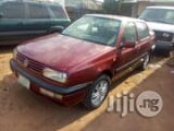 Photo Volkswagen Vento 1998 Red