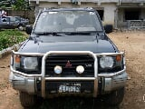 Photo Mitsubishi Pajero 2000 Sport Blue