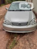 Photo Toyota Corolla 2003 Sedan Silver