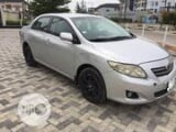Photo Toyota Corolla 2009 Silver