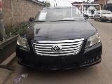 Photo Toyota Avalon 2006 Black