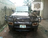 Photo Toyota 4-Runner 2001 Black