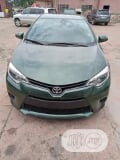 Photo Toyota Corolla 2014 Green