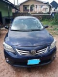 Photo Toyota Corolla 2012 Blue