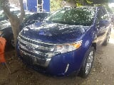 Photo Ford Edge 2013 Blue