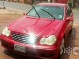 Photo Mercedes Benz C230 2007 Red