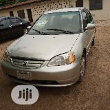 Photo Honda Civic 2003 Coupe Silver
