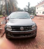 Photo Volkswagen Amarok 2015 Gray