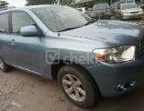 Photo 2008 Blue Automatic Toyota Highlander