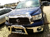 Photo Hot Toyota Tundra 2008 Blue For Sale