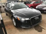 Photo Audi A6 2013 3.0T Prestige Black