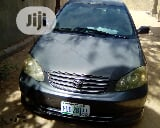 Photo Toyota Corolla 2002 1.5 Break Automatic Gray