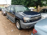 Photo Chevrolet Avalanche 2007 Blue