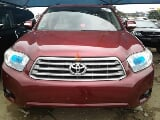 Photo Toyota Highlander