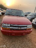 Photo Chevrolet S-10 2003 Red