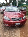 Photo Toyota Corolla 2003 Red