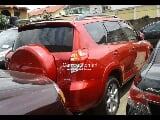 Photo Red toyota rav4 2010