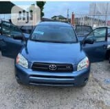 Photo Toyota RAV4 V6 2007 Blue