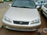 Photo Toyota Camry 2001 Gold