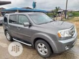 Photo Honda Pilot 2010 Gray