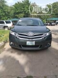 Photo Toyota Venza 2014 Green