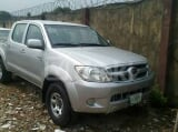 Photo 2008 Grey Manual Toyota Hilux
