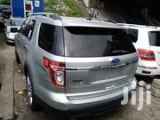 Photo Ford Explorer 2011 Silver
