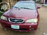 Photo Acura Tl 2001 Red