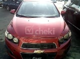 Photo 2012 Red Automatic Chevrolet Sonic