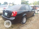 Photo Chevrolet Optra 2008 1.6 Ls Black