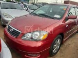 Photo 2007 Red Automatic Toyota Corolla