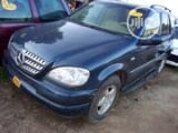 Photo Mercedes-Benz M Class 2003 Blue