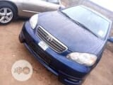 Photo Toyota Corolla S 2007 Blue